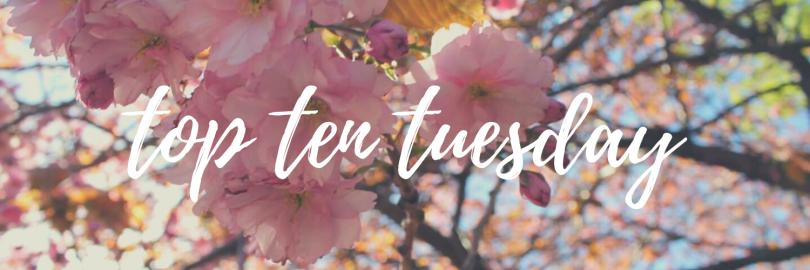 Top Ten Tuesday banner